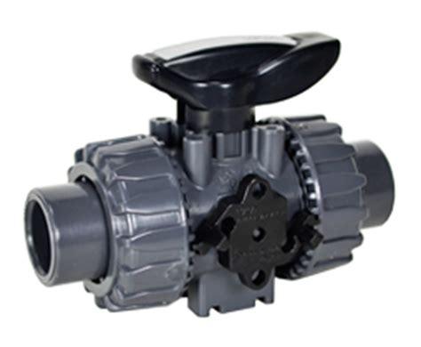 Teplon Pvc Valve pvc valve epdm teflon seals 1 2 port pvc