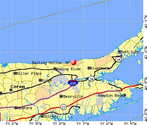 baiting hollow, new york (ny 11933) profile: population