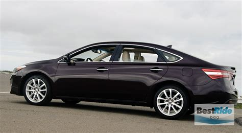 01 Toyota Avalon Review 2015 Lexus Es 300h Bestride