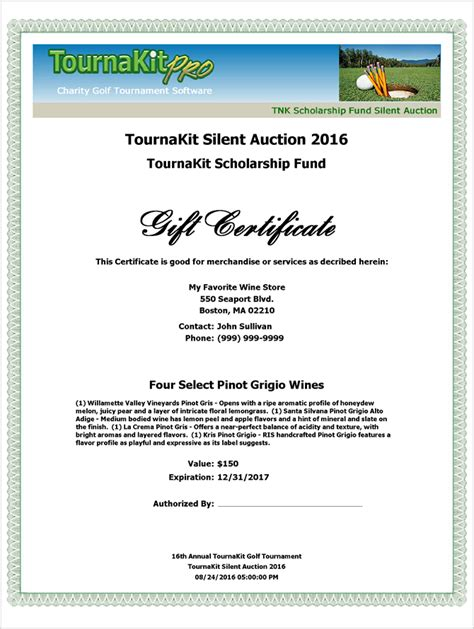 template receipt won auction items charity auction forms images 108 silent auction bid