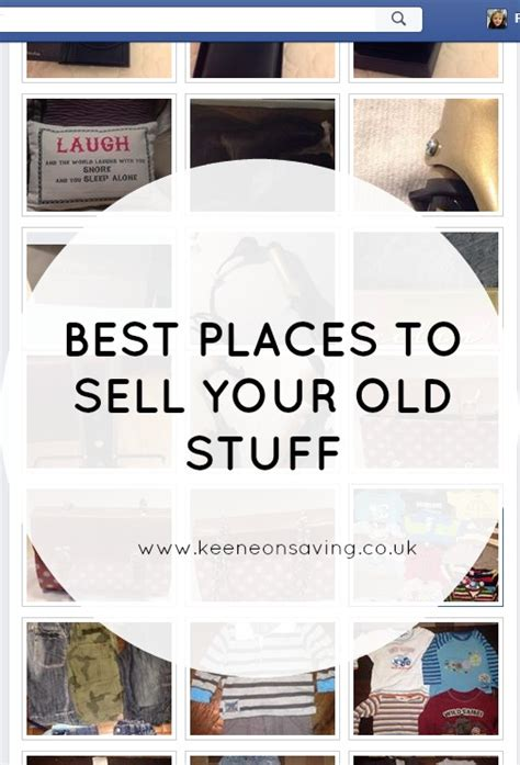 best place to sell best places to sell your stuff keene on saving