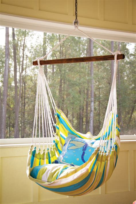 pattern for fabric hammock chair patio hammock you could always make this yourself with