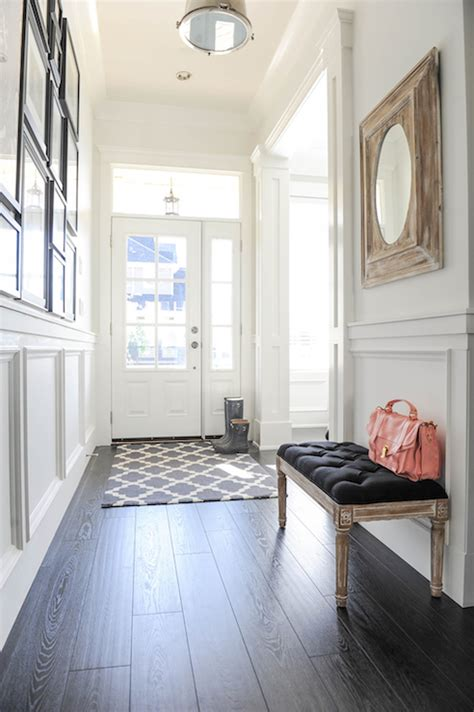 wainscoting foyer foyer wainscoting transitional entrance foyer tracey