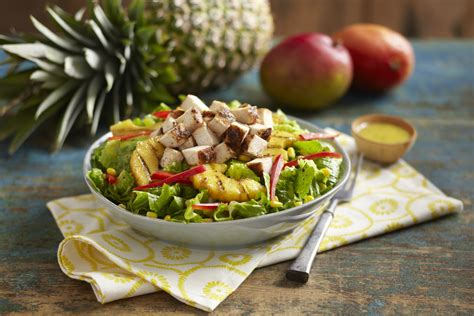 tangy  dishes zip  zing  pollo tropical orlando