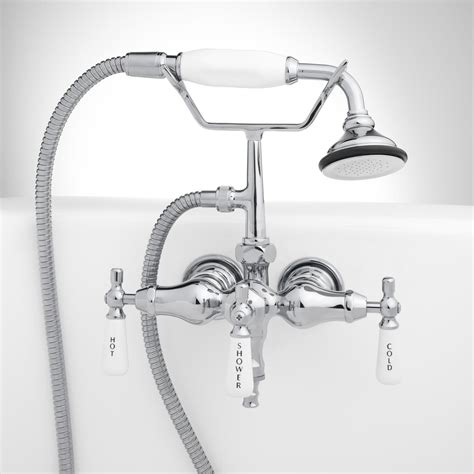 Whirlpool Tub Faucets Wall Mount by Whirlpool Tub Faucets With Shower