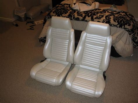 fiero seat upholstery seat swap fiero or fox body vintage mustang forums