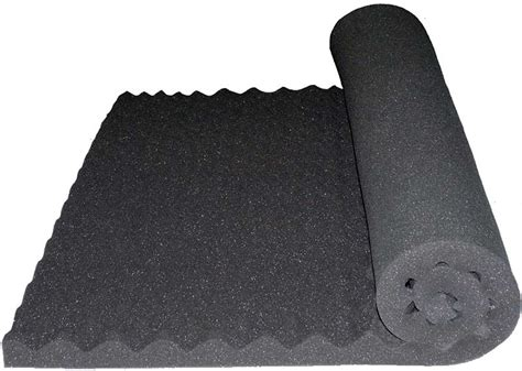 Soundproofing Mat by Acoustic Foam Treament Soundproofing
