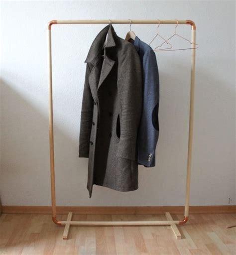 kleiderstange diy holz ed for - Kleiderstange Holz