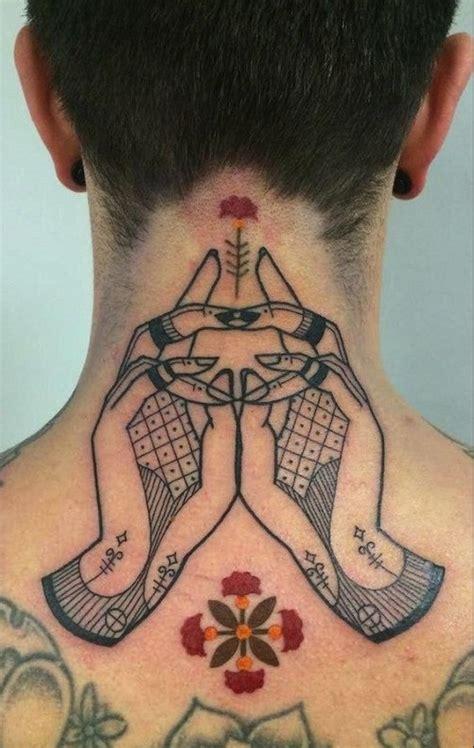 tattoo neck tribal 63 realistic tribal neck tattoos