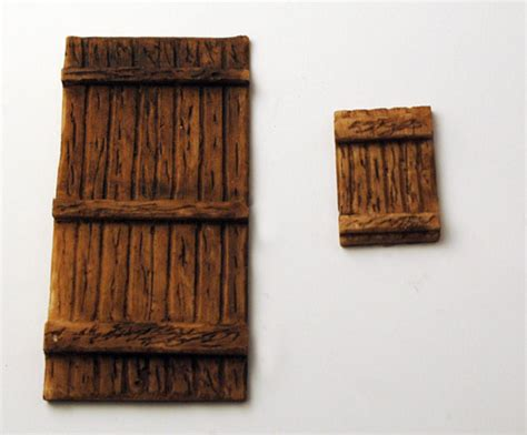 porte in resina porte e finestre per presepi