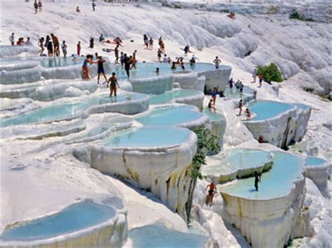 pamukkale thermal pools turkey 10 most amazing pools in the world maupintour