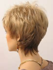 pics of hair cuts were the front is and the back is image result for short haircuts for women over 50 back