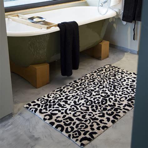 Leopard Bathroom Rug Buy Abyss Habidecor Leopard Bath Mat Rug 990 70x120cm Amara