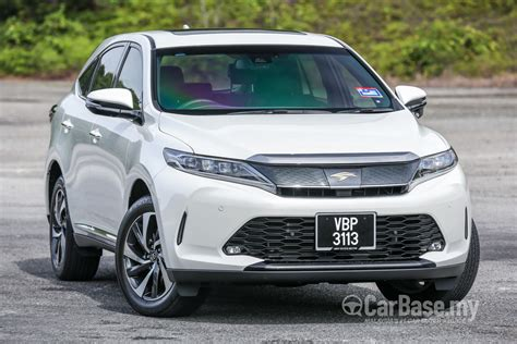 Toyota Harrier Facelift toyota harrier xu60 facelift 2018 exterior image 48646