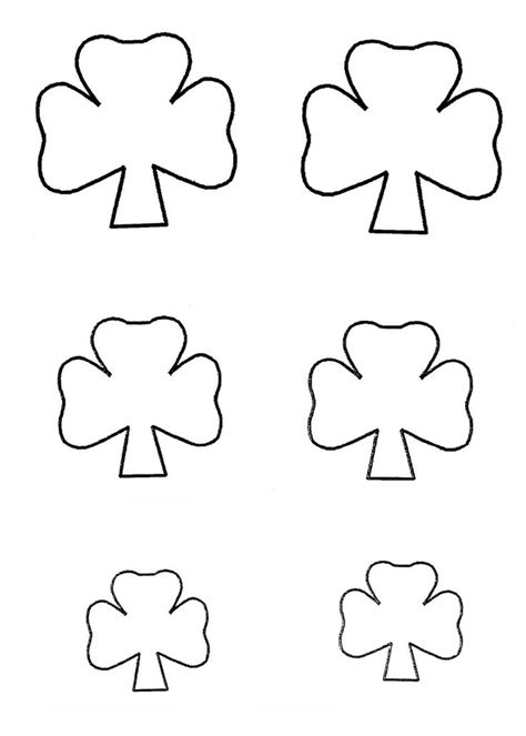 st patrick s day crafts templates
