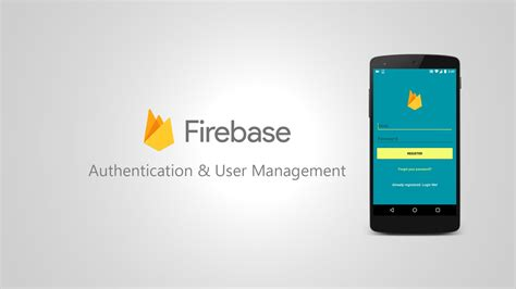 tutorial firebase android android getting started with firebase login