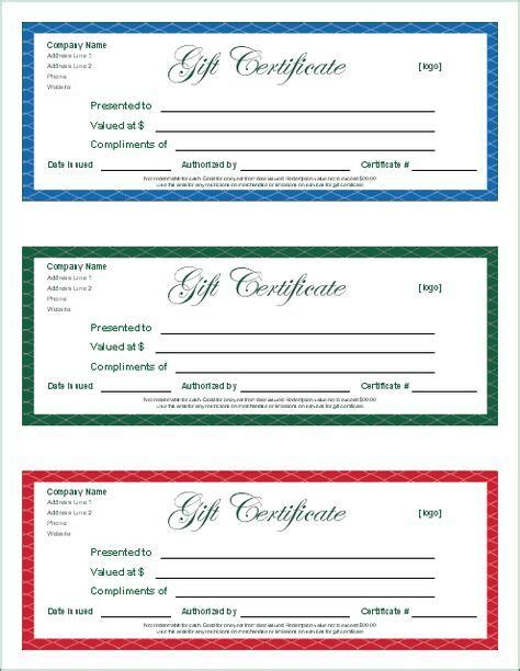 awesome collection of music gift certificate template about t