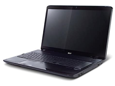 Laptop Acer Aspire Intel I7 acer aspire 8940 i7 notebook