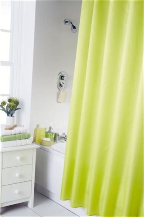 plain lime green curtains plain lime green colour waterproof shower curtain