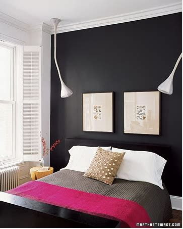 black and white bedrooms with color accents accent wall update new trends in accent walls bossy