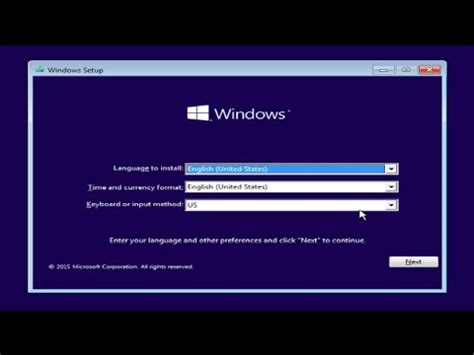 format dvd disk windows 10 windows 10 format and clean install from cd dvd tutorial