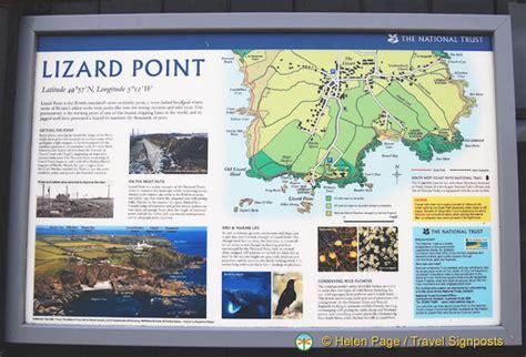 lizard point map