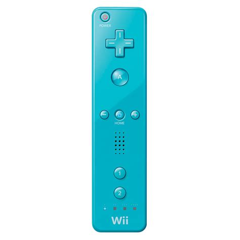 wii remote plus blue the gamesmen