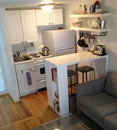 tiny apartment kitchen 25 best ideas about studio apartment kitchen on pinterest