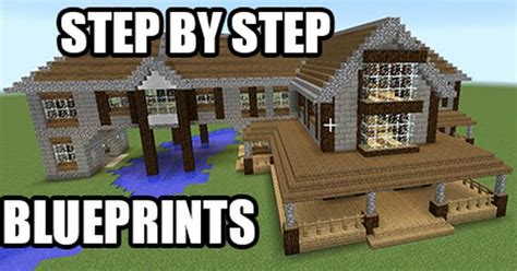 get step by step blueprints for this house plus a bunch