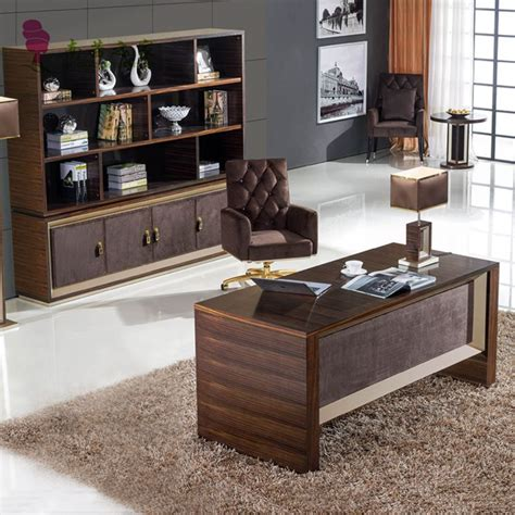 Living Room Office Furniture | mordern home furniture living room bookcase computer desk