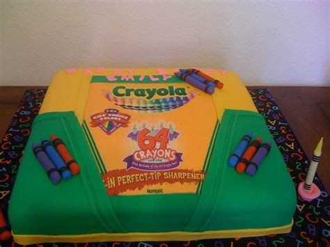 crayola birthday cake coloring page 53 best crayola birthday images on pinterest anniversary