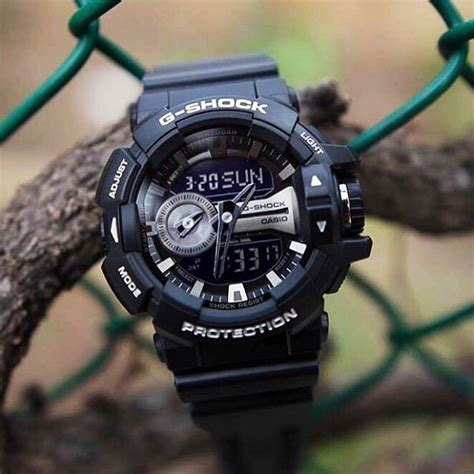 Casio G Shock Original Ga 400 reloj casio g shock ga 400 plata 100 original y nuevo