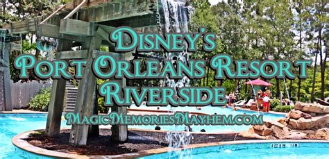 Dining Room Table Setting by Disney S Port Orleans Riverside Magic Memories Mayhem