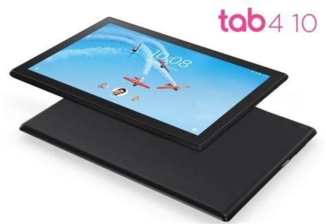 Lenovo Tab 4 10 lenovo tab 4 10 new 10 1 inch entry level android 7 0 nougat tablet announced