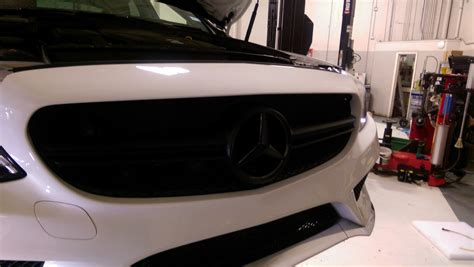 mercedes c300 grill black front grill for 2015 c300 w205 mbworld org forums