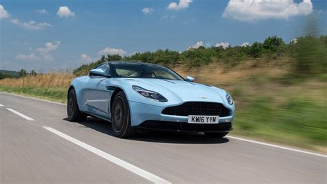 Aston Martin Horsepower by 2017 Aston Martin Db11 Review With Price Horsepower And