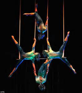 Cirque Du Soleil Cirque Du Soleil Quot Luzia Quot Employee Dies In San Francisco