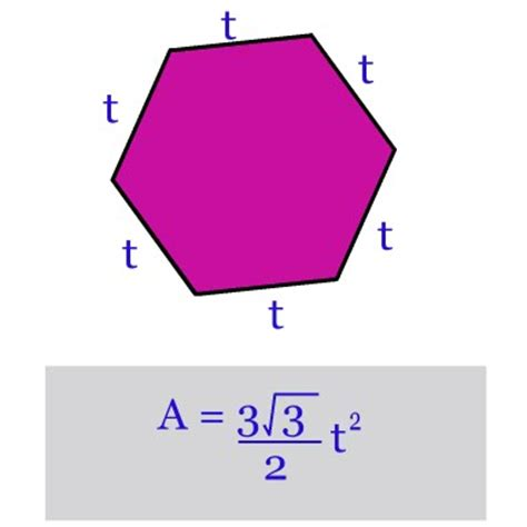cross sectional area of hexagon hexagonal prism everything you need for the elementary