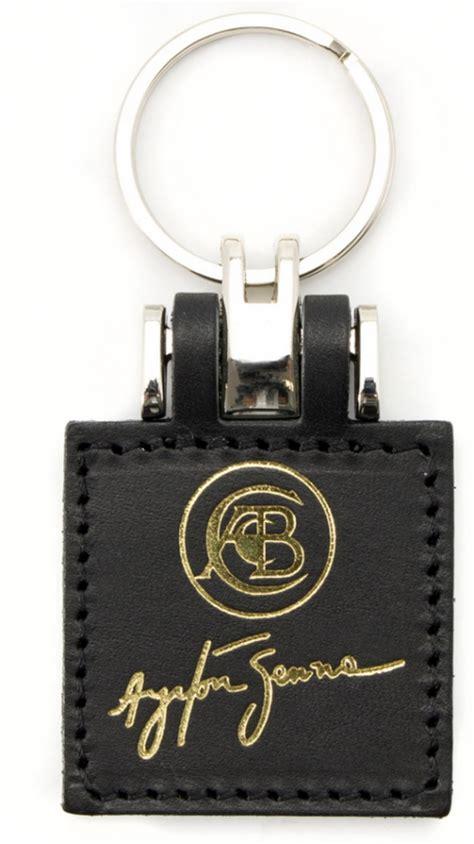 lotus leather ayrton senna lotus leather keychain ss7912