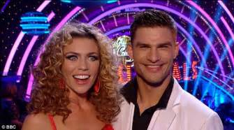 strictly come clancy tops the leaderboard