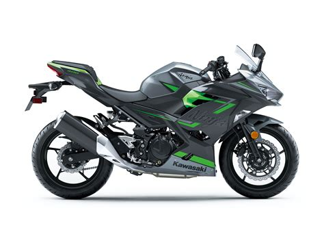 Motorrad Kaufen Ninja by Gebrauchte Und Neue Kawasaki Ninja 400 Motorr 228 Der Kaufen