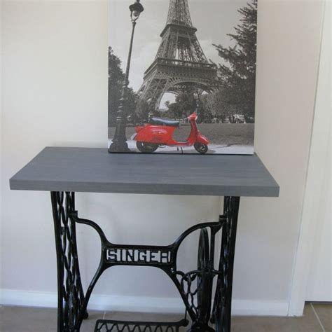 singer kitchen cabinets singer sewing machine cabinet makeover to table