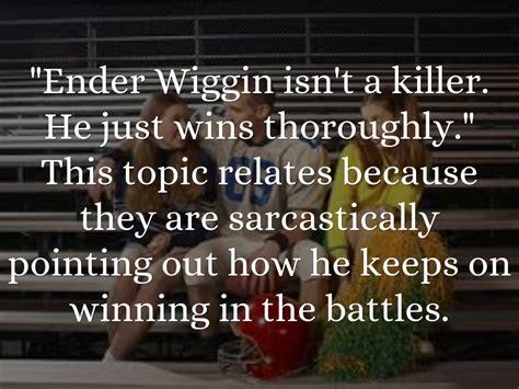 wiggin quotes ender wiggin quotes quotesgram