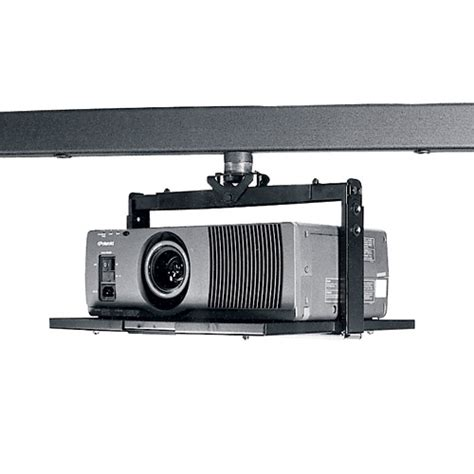 universal ceiling mount for projector lcda225c non inverted universal ceiling projector mount