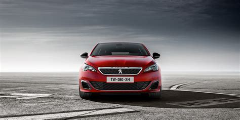 peugeot turbo 308 peugeot 308 gti revealed with 270 hp turbo punch