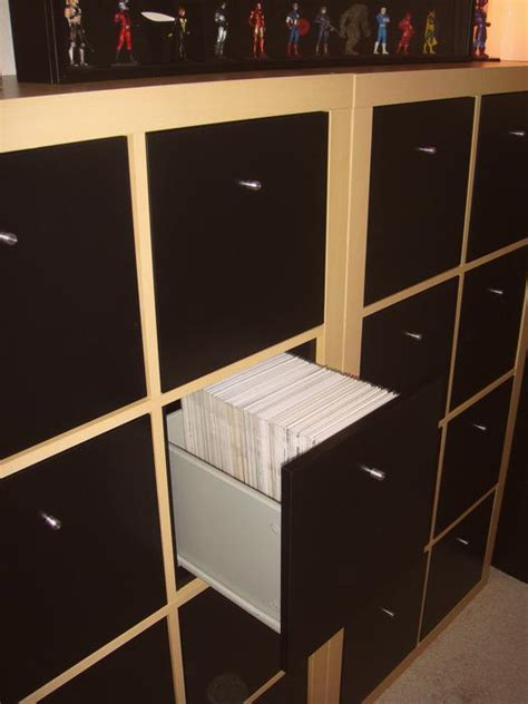 File Drawer Insert by Expedit Kallax Drawer Inserts Saanich Mobile