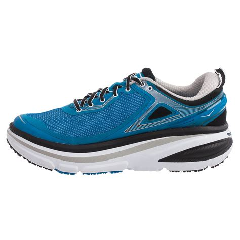hoka running shoes review hoka one one bondi 4 running shoes for save 46