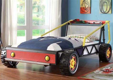 15 Awesome Car Inspired Bed Designs For Boys Scaniaz Car Bed For Boys