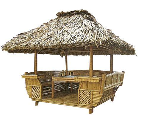 Salon De Jardin Bambou