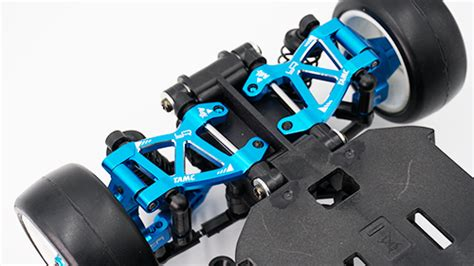 Tamiya Hex Mount Set 10mm15mm m07 yeahracing tamc 028bu aluminum rear suspension arm set for tamiya m07 blue